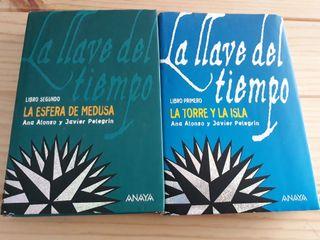La llave del tiempo, de Ana Alonso&Javier Pelegrin