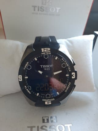 tissot touch solar tactil