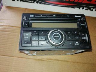 235224 Sistema audio / radio cd NISSAN QASHQAI