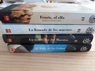 Crónicas de la torre, Laura Gallego García