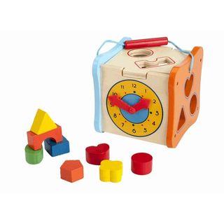 Juguete Granja de Madera con Accesorios 25 piezas Educativo Divertido Novedad