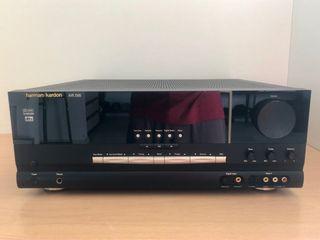 Amplificador Harman Kardon AVR2500 Averiado