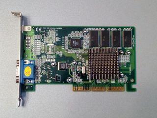 Gainward Nvidia Riva TNT2 M64 32MB AGP