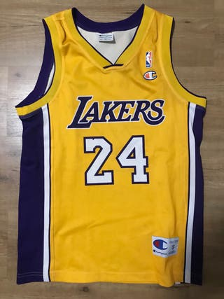 Camiseta original cobe bryant lakers