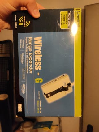 acces Point direcconal LINKSYS
