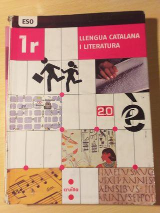 Libro 1Er Eso Llengua Catalana