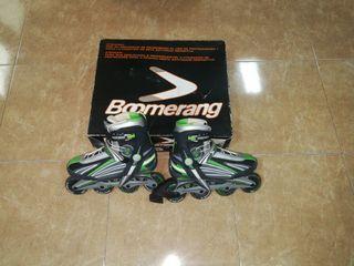 Patines en linea Boomerang Talla 41-42