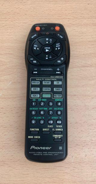 Amplificador Pioneer VSX 808 RDS con Averia