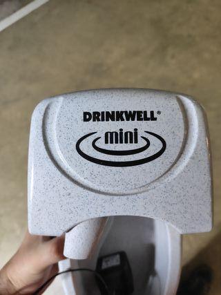 Bebedero para gatos y perros pequeños Drinkwell