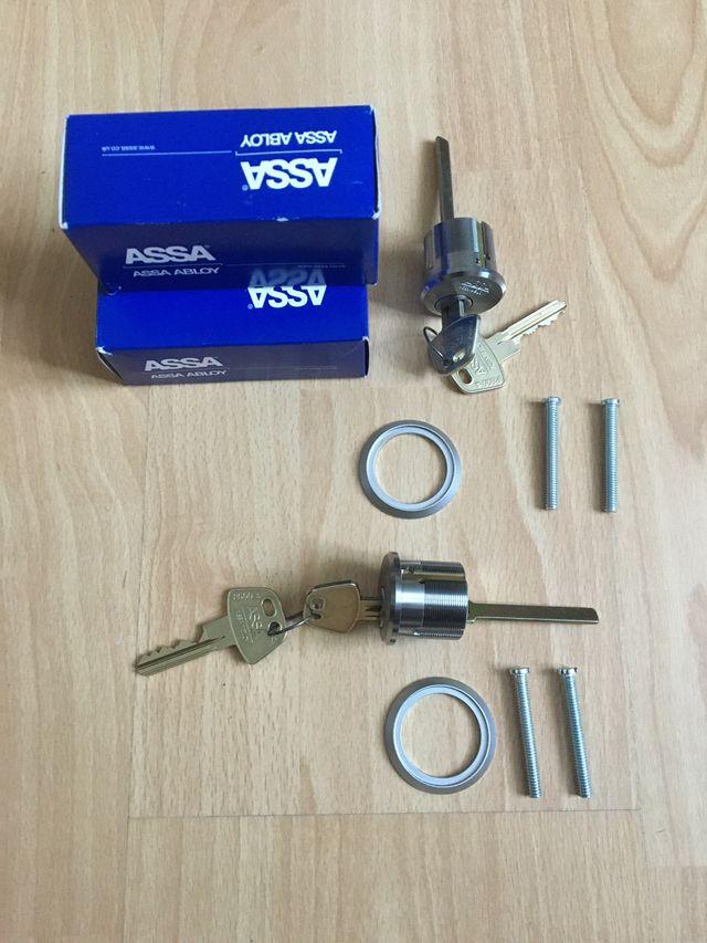 ASSA Cylinder lock