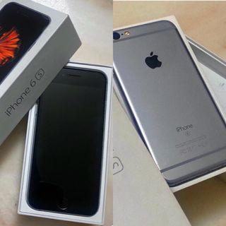 IPHONE 6s ( LIBRE ) 64 gb GRIS ESPACIAL