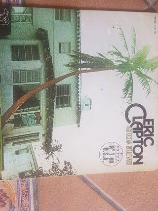 Dios Vinilo Eric Clapton 461 Ocean Boulevars