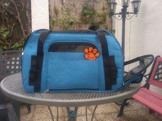 Transportín para gato mediano