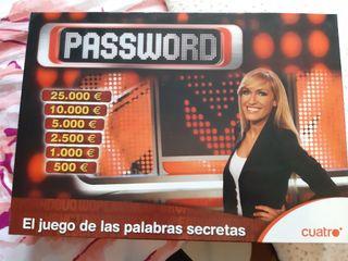 """Juego de mesa """"Password"""""""