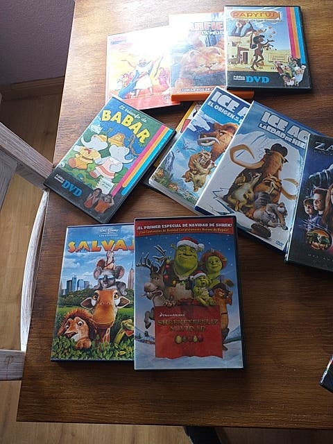 Peliculas DVD. Originales