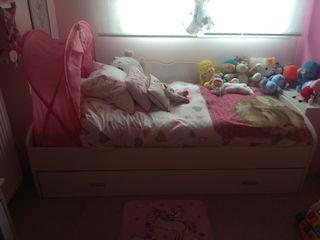 Estructura cama nido
