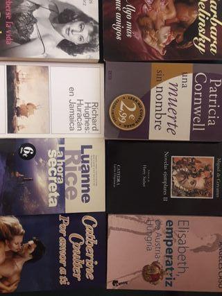 Libros 3€