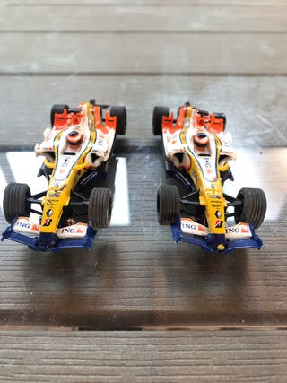 Coches scalextric compact