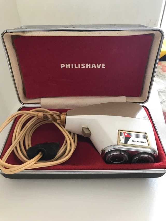 Máquina afeitar Philisshave colección