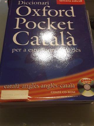 diccionario pocket catala