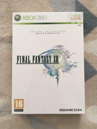 Final Fantasy XIII-Edición limitada coleccionistas