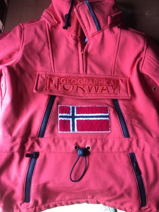 Pullover Norway Geographical