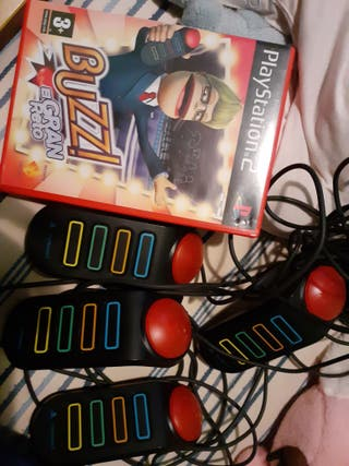 juegos de la play station 2 y mandos