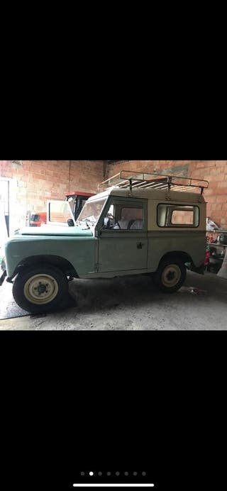 Land Rover Defender 1998