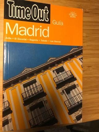 Guia de viaje de la ciudad de Madrid