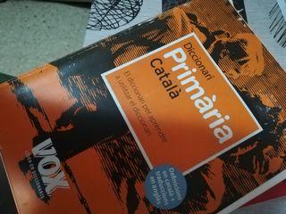 diccionario de catalán