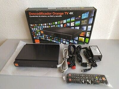 decodificador orange tv gx-sp680el/osp