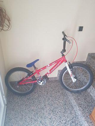 Bicicleta BMX MONTY JUNIOR 105