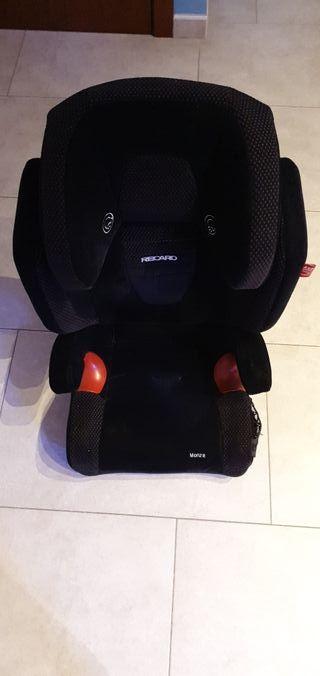 Silla de coche Recaro Monza Seatfix