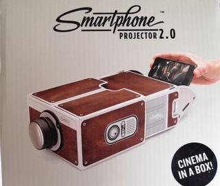 Proyector para móvil