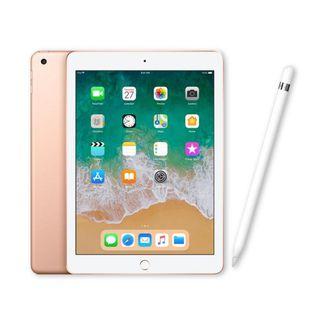 """Fantástico iPad Pro 9,7"""" 32GB Oro + Apple Pencil"""