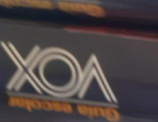 Enciclopedia Vox.