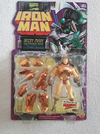 Iron Man Toybiz