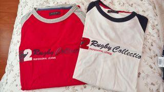 Dos camisetas manga larga