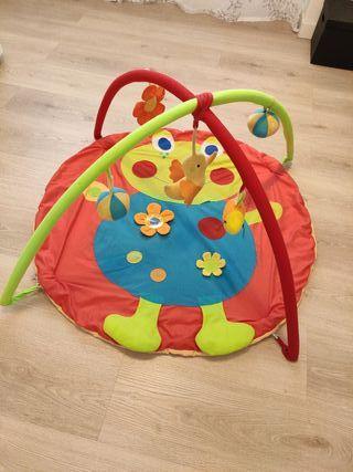 Manta juegos y actividades para bebes
