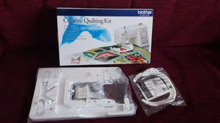 Creativ Quilting Kit, coser acolchado, patchwork