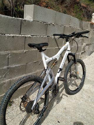 Cambio por bici de descenso o pitbike