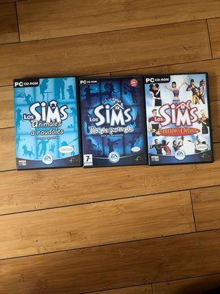 Juegos SIMS PC