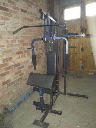 Maquina de Musculación