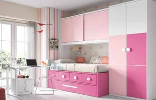Dormitorio juvenil frm kity