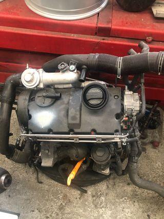 Motor volkswagen 1.9 tdi 110 cv