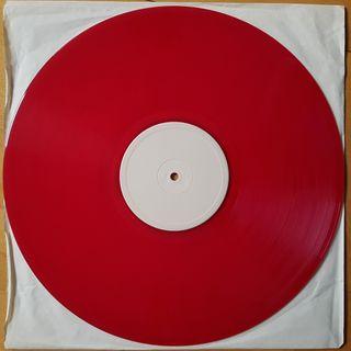 "Disco vinilo ""Promo Rojo"""