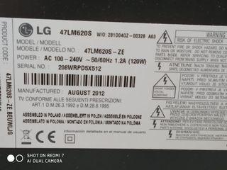 Televisión LG 47''