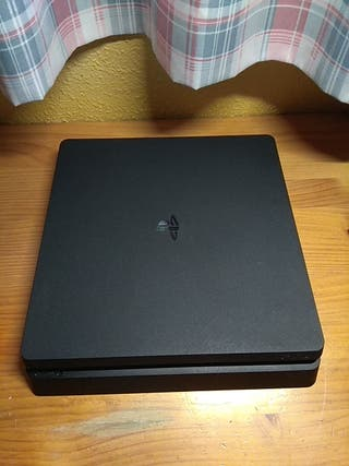 PlayStation 4 , 4 juegos + mando