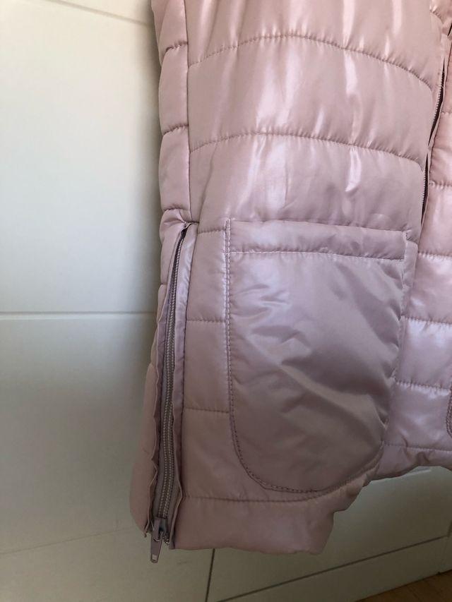 Chaleco rosa