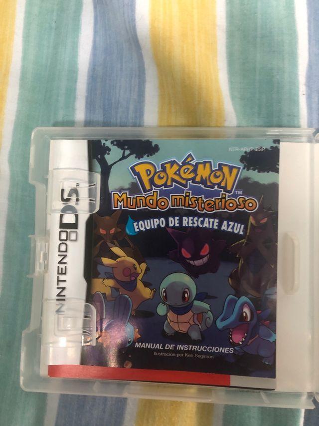 Juego Pokémon Mundo misterioso 3DS
